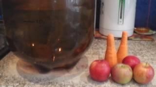 самогон из томатной пасты часть 2