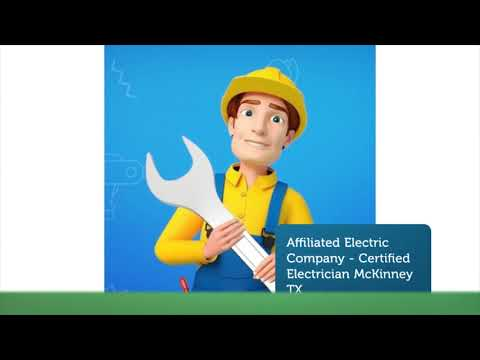 Affiliated Electric - Trusted Electric Company in Mckinney TX