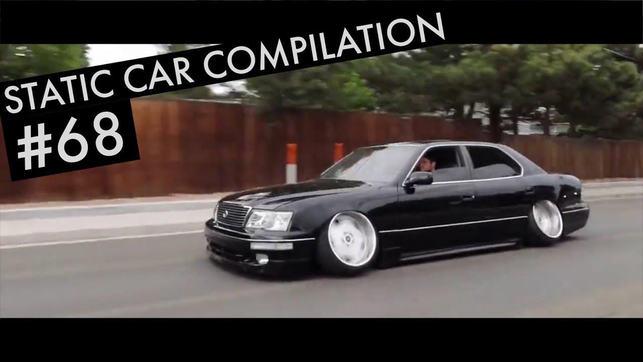 Slammed Static Car Compilation #68