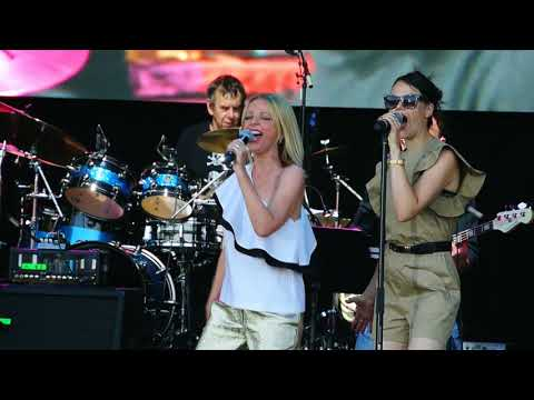Altered Images - Dont talk to me about love .. Audley End 13/07/2018