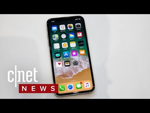 Download Youtube: iPhone X preorders sell out in 10 minutes (CNET News)