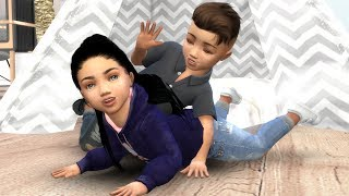 TWIN BOND & CHANGES | RUNAWAY [7] | THE SIMS 4: STORY