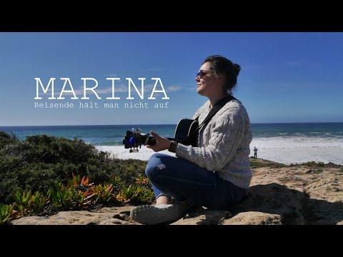 Marina Thiel - Reisende hält man nicht auf (acoustic session Portugal)