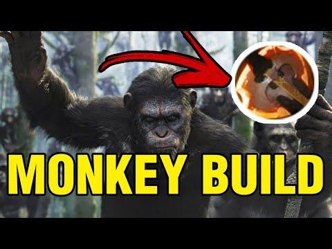 MONKEY BUILD - 33 Plays Monkey King WITH BATTLE FURY - Dota 2
