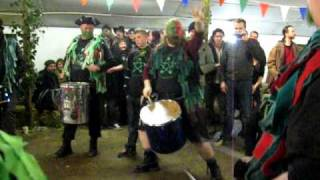 Pentacle Drummers, at Hunters Moon Wassail. 15/1/11