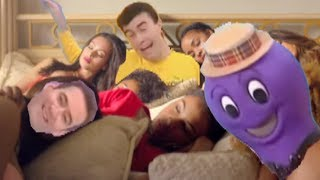 The Wiggles Do the Wiggle   Jason Derulo Mashup [Garlic Jackson Comedy]
