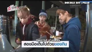 ENGSUB EXO Showtime  EP 3 Unseen Video