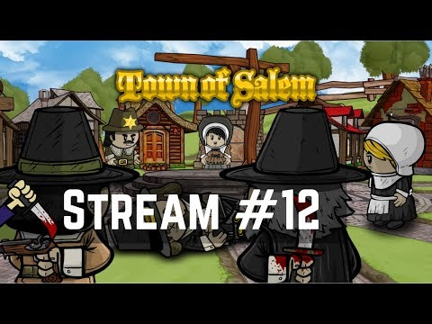 Town of Salem ft. Not Mirai! Viewer's Choice! | Live Streamed 【Town of Salem】