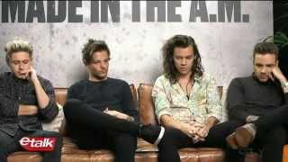 One direction interview - made in a.m. with ETALK (NEW) Mp3