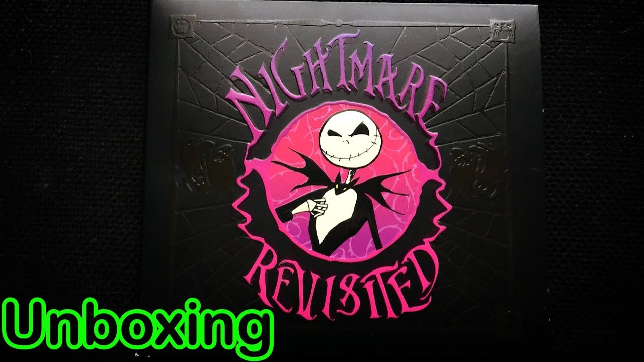 Unboxing Nightmare Revisited - YouTube