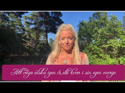 Att våga älska igen & stå kvar i sin egen energi