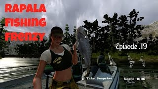 Rapala Fishing Frenzy/ Sneaking Up From Behind pt19