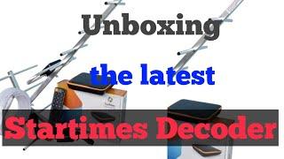 Download lagu Unboxing the latest Startimes Decoder (DVB T2 Light2)
