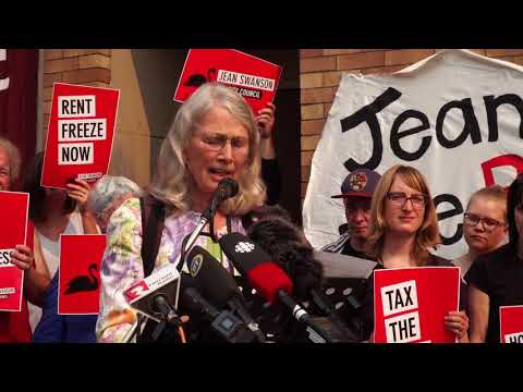 Jean Swanson for Vancouver City Council