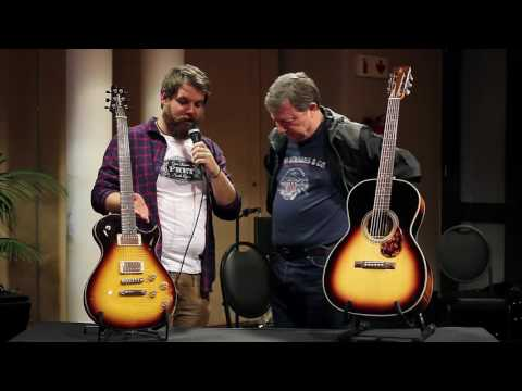 Andy McGibbon Interview: The SA Guitar and Music Expo 2016