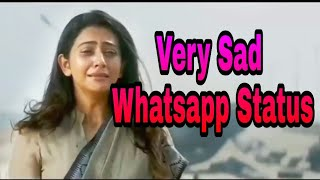 ❤❤Dil De Diya Hai Jaan Tumhe Denge Very 😭 😭 Sad Heart Touching Whatsapp Status Video || Mix Status