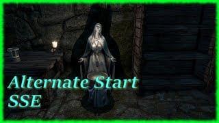 Skyrim Special Edition Mod - Alternate Start: All Options