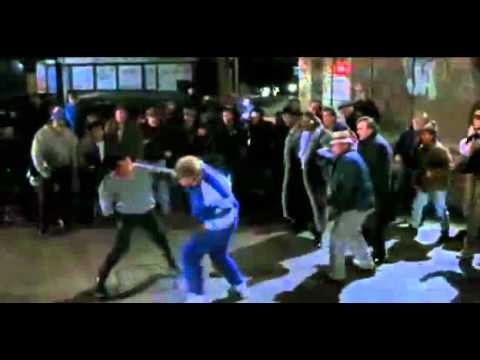 Rocky V - Rocky Balboa Vs Tommy Gunn. - YouTube