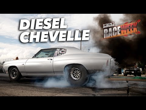 Diesel Swapped Chevelle,