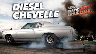 Diesel Swapped Chevelle, 1800hp Supra & MORE! (RaceWeek   Day 3)