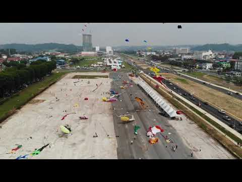 Sarawak Bintulu 28/09/2018 Kite Festival