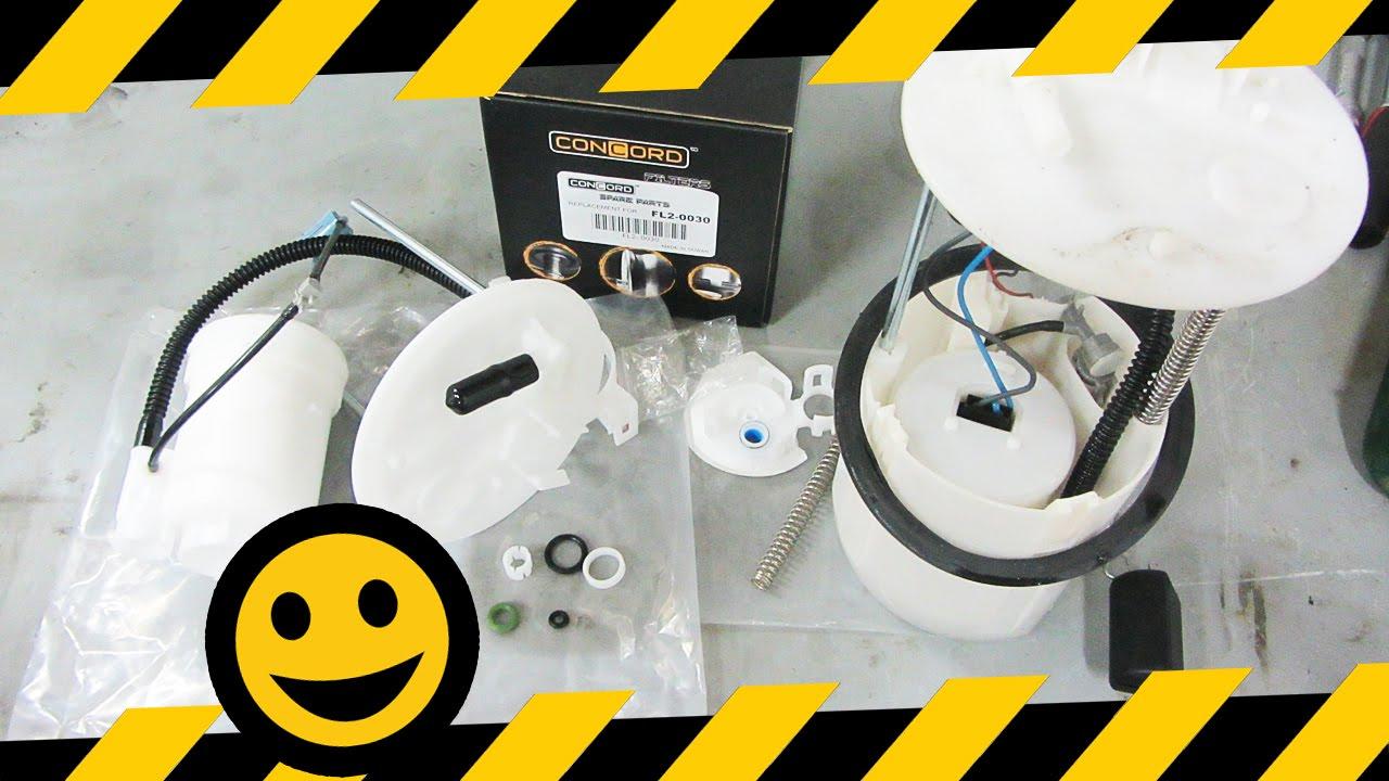 Кронштейн топливного фильтра грубой очистки