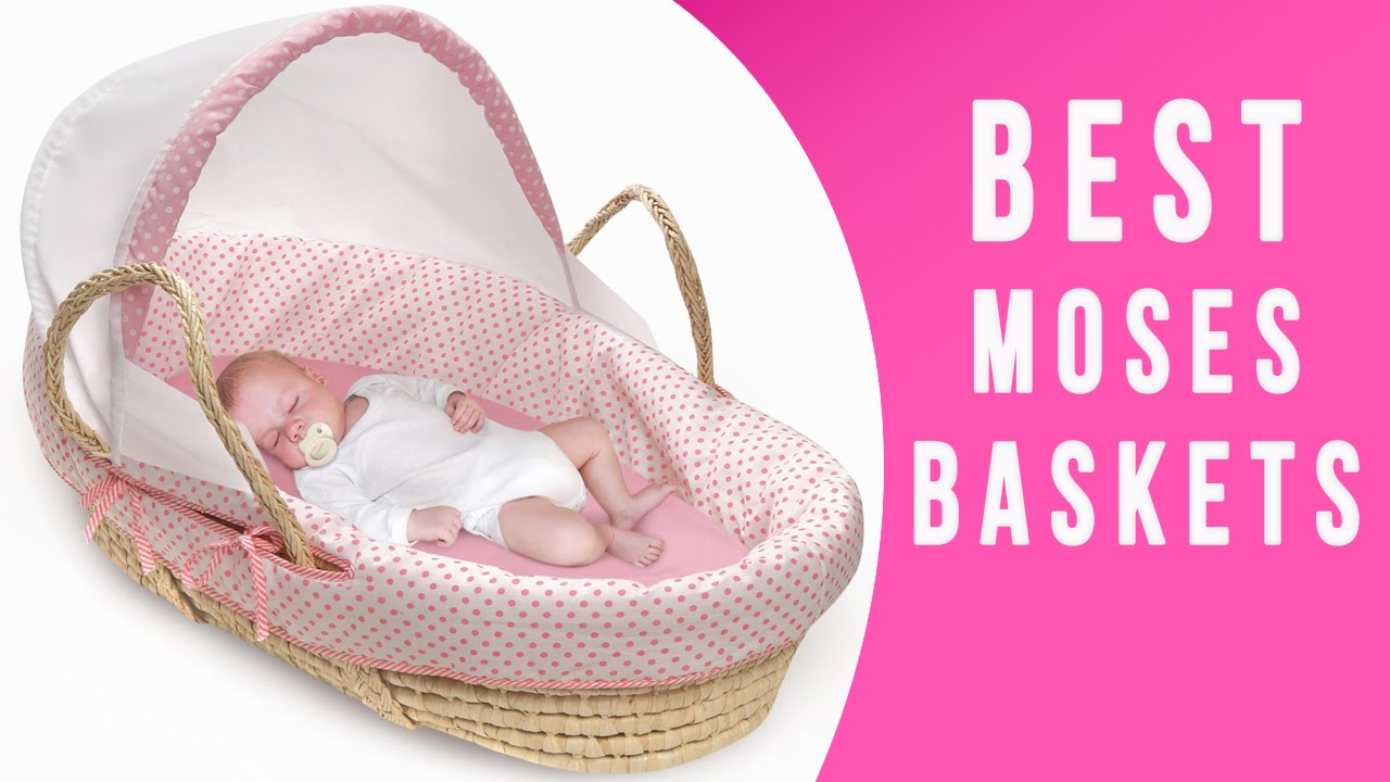 Baby Bassinet Moses Basket Moses Basket Top 8 Baby Moses Baskets