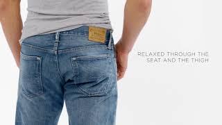 Polo Hampton Straight Jeans