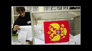 Смотреть видео В Мосгоризбиркоме готовят избирательные участки для выборов мэра Москвы онлайн