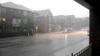 Extreme Weather Makeover: Ottawa 2011 Thunder Storm
