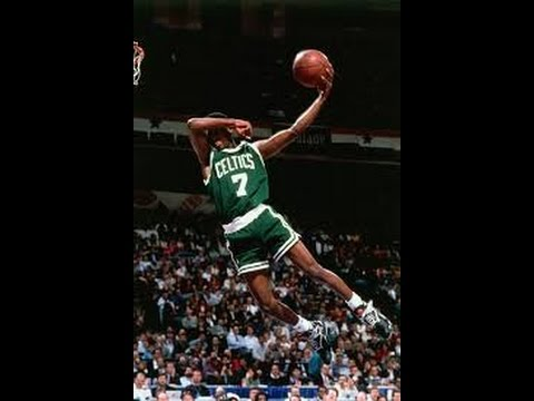 Dee Brown Eyes Covered Dunk 1991