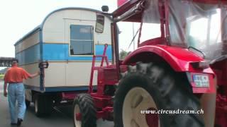 Circus Roncalli :: Bahnverladung - Frankfurt 2012 (2.Teil)