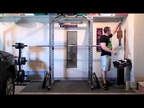 Draper Chest & Back Strength Routine