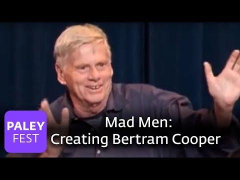 Mad Men - Creating Bertram Cooper (Paley Center)