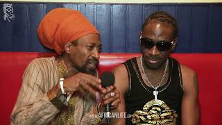 Videointerview, Bounty Killer, presented by BunFireSquad, Reigen 2018