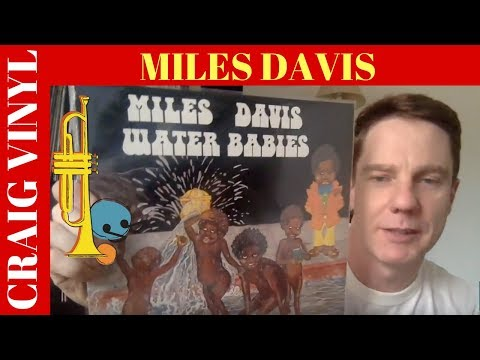 Miles Davis Jazz Records Vinyl Collection - # 64