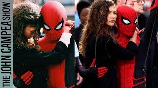 First Good Look At New Spider-Man Movie Costume - The John Campea Show