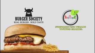 Burger Society, Penang - Malaysia State