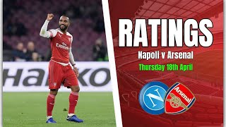 Arsenal Player Ratings - Top Marks All Round