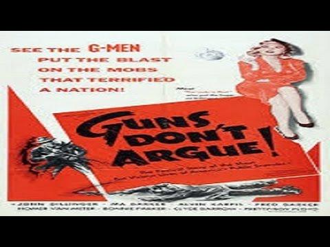 1957 - Guns Don't Argue