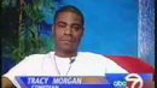 failzoom.com - Is Tracy Morgan Wasted on Live TV