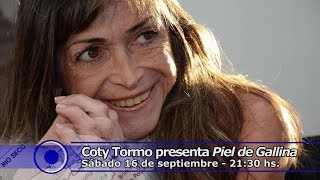 Coty Tormo presenta Piel de gallina - .Córdoba.ar