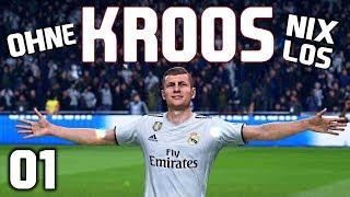 Ohne KROOS nix los ★ Toni du bis Gold wert!! #01   FIFA 19