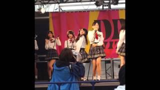 2014年11月9日に茨城のひたち海浜公園にて行われたAKB48チーム8のイベン...