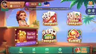 Teen Patti Real 3 Patti Online 426x240 20210203 953869 screenshot 2