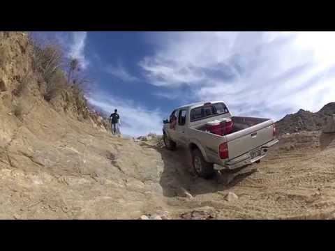 Back Road to Crown King 2015 Tacoma and CJ