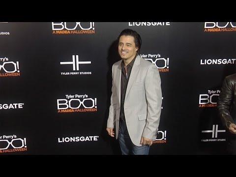"Antonio Jaramillo ""Boo! A Madea Halloween"" Premiere Black Carpet"