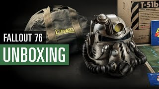 Fallout 76 | Unboxing der Power Armor Collector's Edition