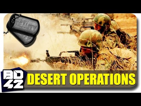 Project Reality v1.39 ► Desert Operations (Full Uncut Round)