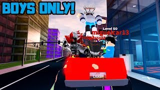 BOYS NIGHT OUT (My Perspective)! Roblox JAILBREAK
